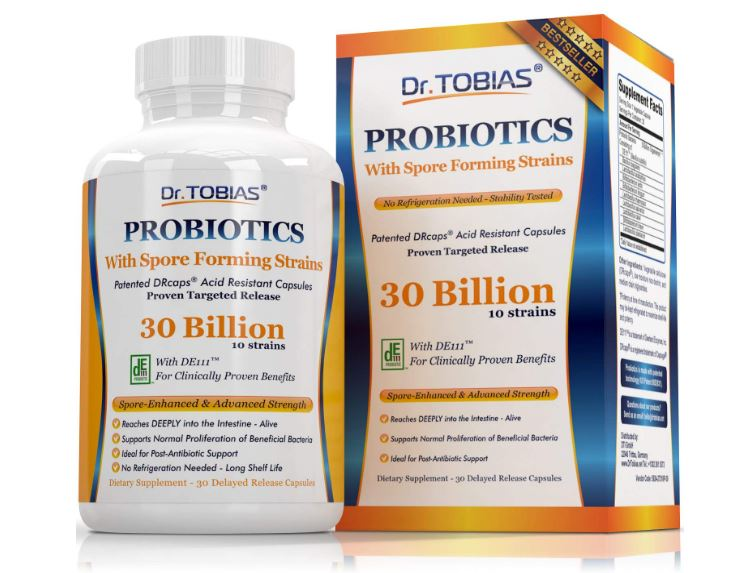 dr tobias probiotic review