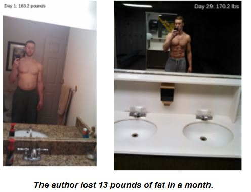 matt marshall underground fat loss manual
